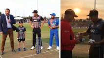 IND VS NZ 5TH T20 Match , India have won the toss and have opted to bat