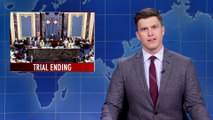 Weekend Update: End of Impeachment Trial
