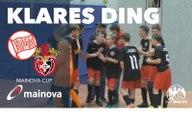 Offenbacher Kickers ziehen ins Finale ein | Offenbacher Kickers U14 - SG Wehrheim Pfaffenwiesbach U14 (Halbfinale, Mainova Cup) | Präsentiert von Mainova