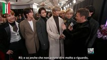 [SUB ITA] BTS @ GRAMMYs Red Carpet 2020 | E! Red Carpet & Award Shows