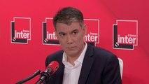 """Olivier Faure (Parti socialiste) :  """"Je veux que sur chaque article nous puissions faire apparaître les impasses sur lesquelles nous conduit ce projet"""""""