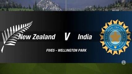 India Vs New zealand 5th T20 Match 2020 Highlights   CRICKET 19