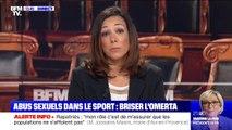 """Violences sexuelles: Sarah Abitbol explique avoir """"essayé d'avertir le ministre Jean-François Lamour, qui ne s'en souvient pas"""""""