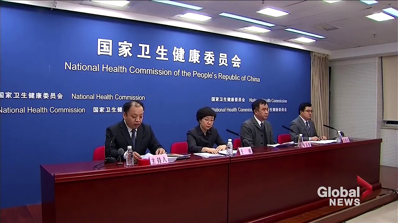 Coronavirus outbreak-  Chinese health officials offer guidelines as China prepares to return to work