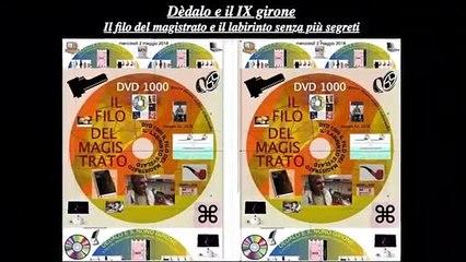 SUPPORTO VIDEO AUDIO A PETIZIONE ESTRATTI DA DVDILFILODELMAGISTRATO_ILCASOPAOLOFERRARO