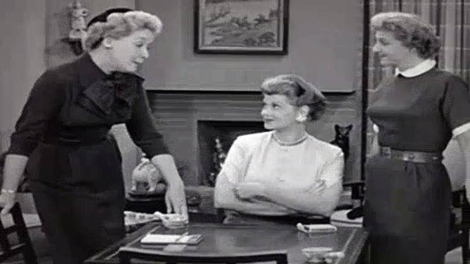 I Love Lucy S03e06 Lucy Tells The Truth Video Dailymotion