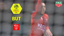 But Romain PHILIPPOTEAUX (62ème) / Nîmes Olympique - AS Monaco - (3-1) - (NIMES-ASM) / 2019-20
