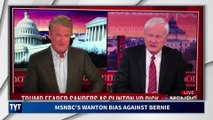 MSNBC's Anti-Bernie Bias Is HILARIOUS