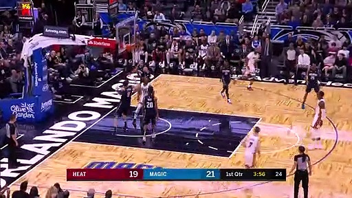 Miai Heat 102 - 89 Orlando Magic