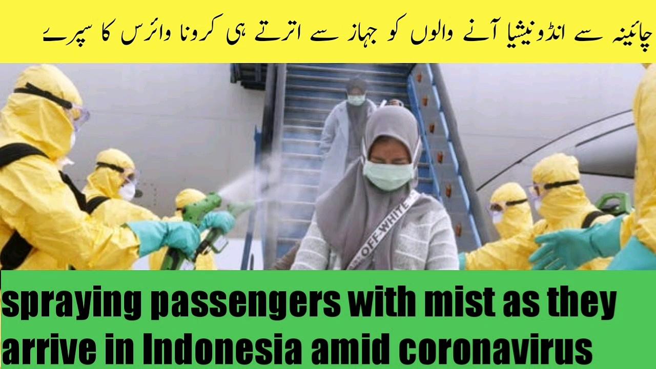 Coronavirus Spray Vaccine