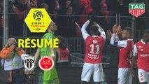 Angers SCO - Stade de Reims (1-4)  - Résumé - (SCO-REIMS) / 2019-20