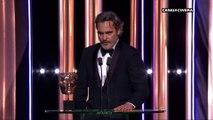 Joaquin Phoenix dénonce le racisme systémique dans le Cinéma - BAFTAs  2020