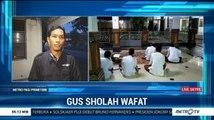 Ratusan Santri di Pondok Pesantren Tebuireng Gelar Tahlil untuk Gus Sholah