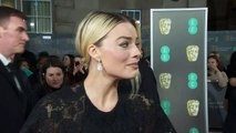 Margot Robbie's cute moment with younger bro at BAFTAs!