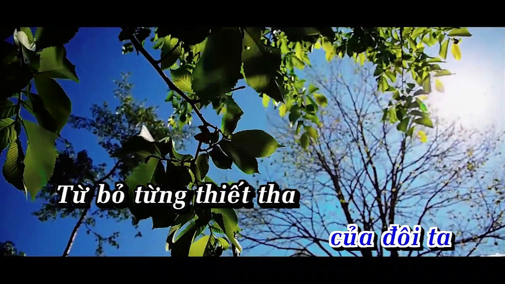 [Karaoke] Từ Bỏ - Khắc Việt [Beat]