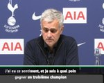 """25e j. - Mourinho : """"City reste une équipe fantastique, avec des joueurs fantastiques, un manager fantastique"""""""