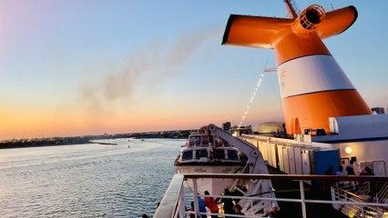Tour of Bahamas  Paradise Cruise Ship