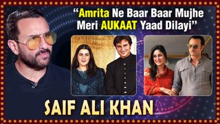 Saif Ali Khan's Divorce With Amrita Singh, Love Story With Kareena Kapoor | Past Ka Pitara