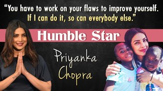Priyanka Chopra Meets UNICEF Kids, Sweet GESTURES With Fans | Most Humble Star In Bollywood
