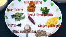 Gujarati Style Kadhi Recipe
