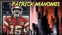 NFL: El Héroe del Día, Patrick Mahomes