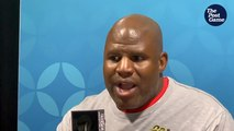 Chiefs Eric Bienemy on the Significance of Patrick Mahomes Being an African American Super Bowl MVP