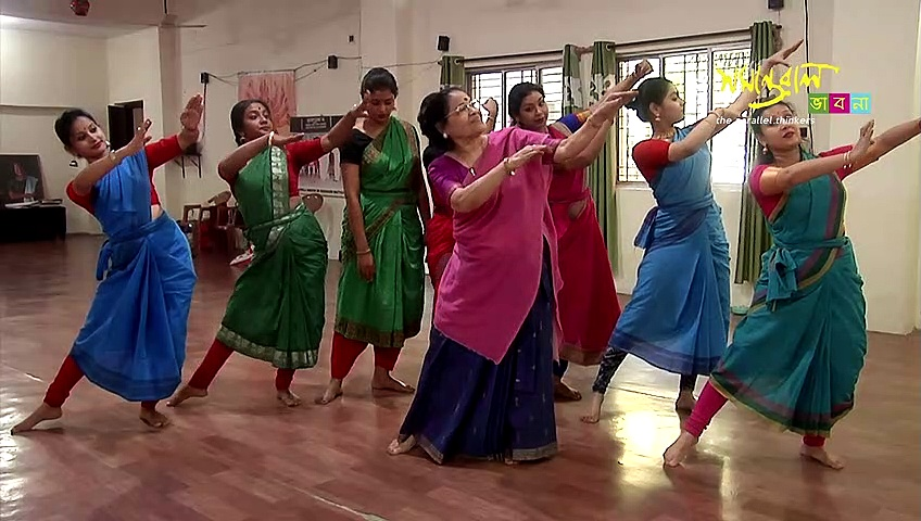 Thankamani Kutty_Bharatanatyam and Mohiniattam Maestro