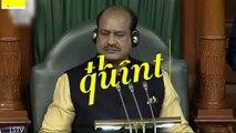 Uproar in Lok Sabha as Opposition Leaders Shout 'Goli Maaro' Slogans