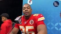 Chris Jones details his Super Bowl LIV celebration plans