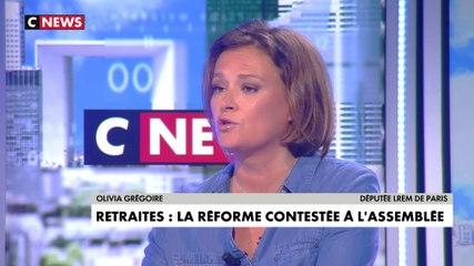 Olivia Grégoire - CNews lundi 3 février 2020
