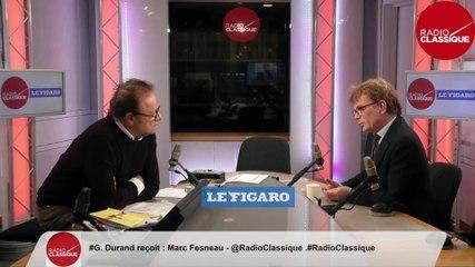 Marc Fesneau - Radio Classique lundi 3 février 2020