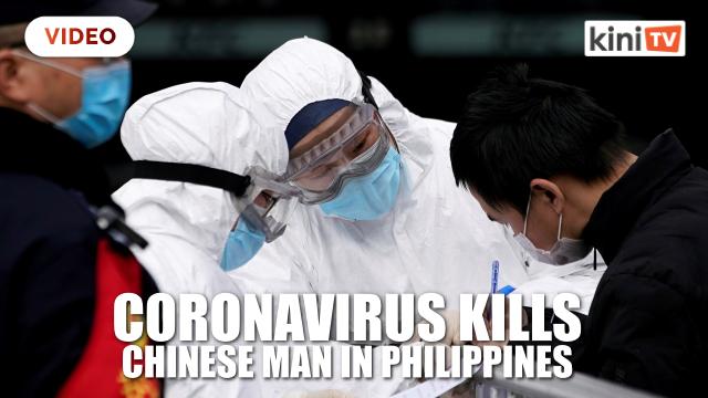 Coronavirus kills Chinese man in Philippines, first death outside China
