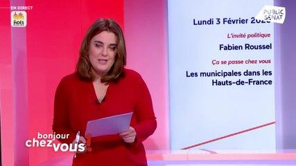 Fabien Roussel - Public Sénat lundi 3 février 2020
