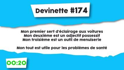 Devinette #174 : Charade