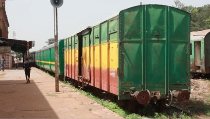 Le train Dakar-Bamako ne siffle plus