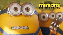 Minions 2 The Rise Of Gru - trailer - 2020