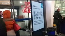 Over 300 Indian passengers stranded in Wuhan quarantined at Chinese airport