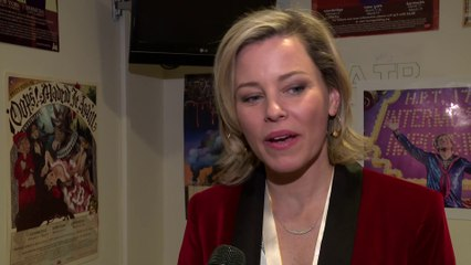 Elizabeth Banks named Woman of the Year by Hasty Pudding Theatricals