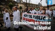 Paris : 19 démissions de chefs de service à l'hôpital Saint-Louis