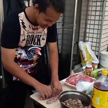 107.09資二仁烤肉