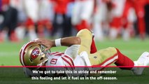 Garoppolo lauds 49ers 'incredible' Super Bowl run