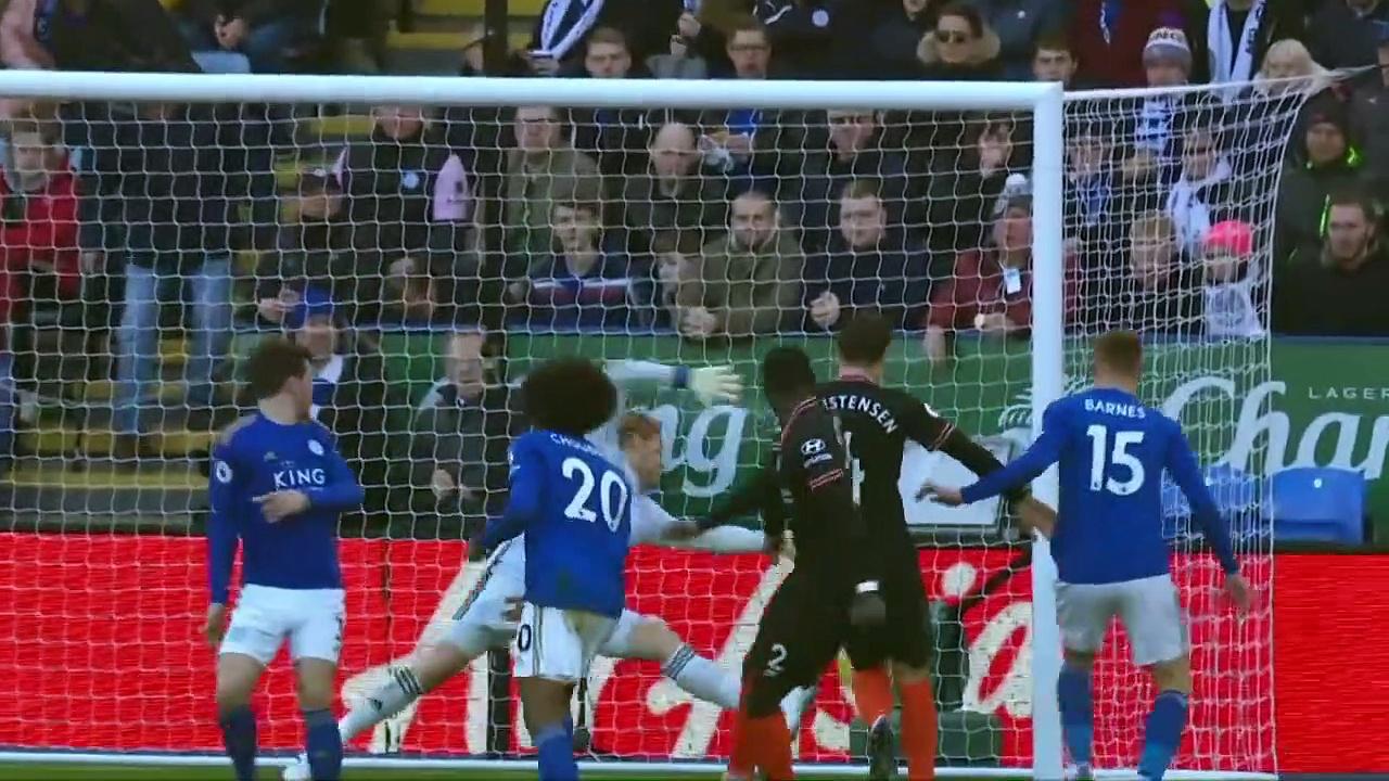Leicester City - Chelsea (2-2) - Maç Özeti - Premier League 2019/20