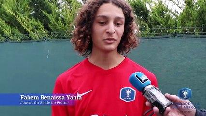 Gambardella : Reims-PSG, le résumé