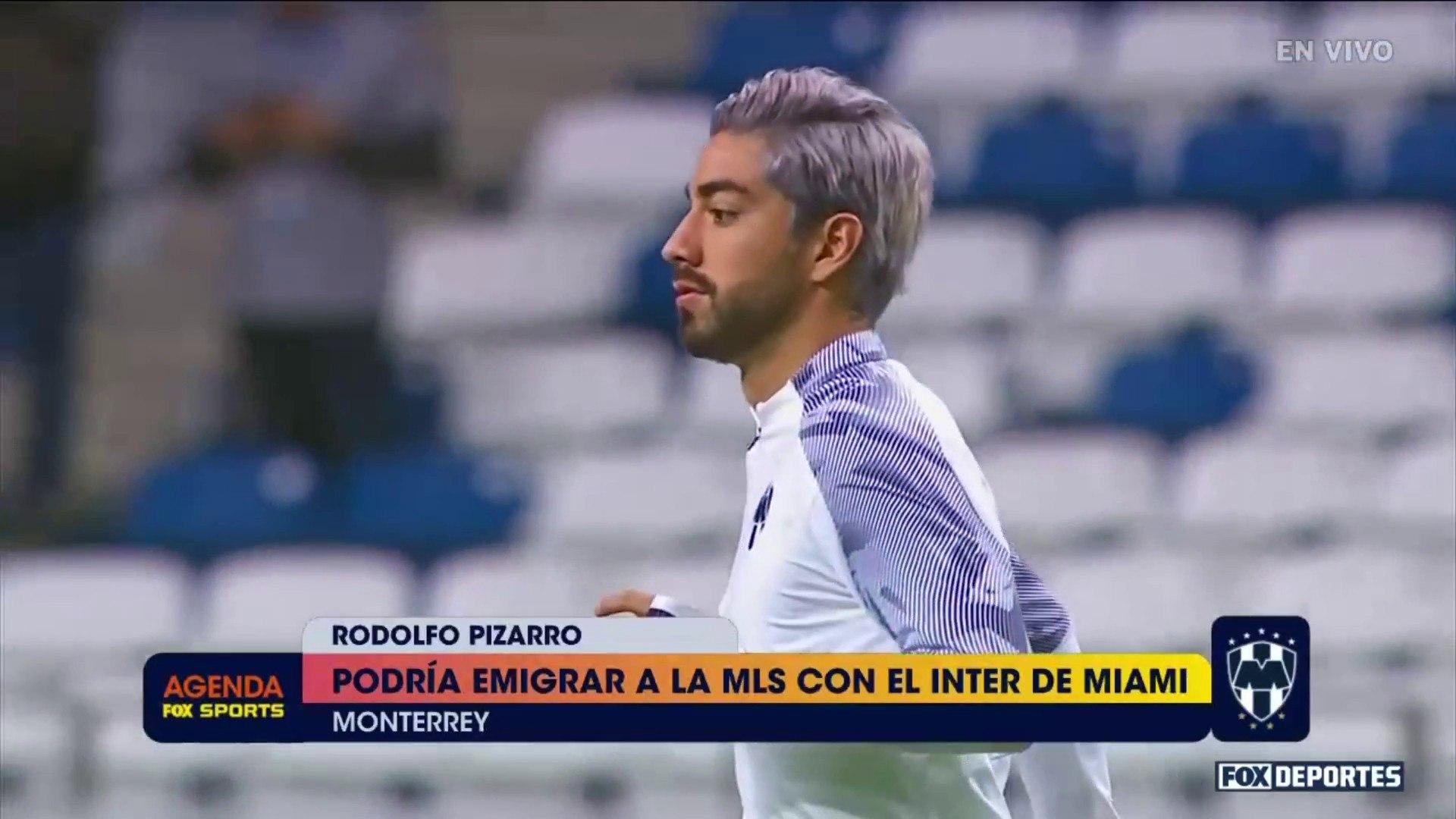 Agenda FOX Sports: ¿Se va ir Rodo Pizarro a la MLS?