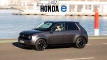 Essai Honda e (2020)