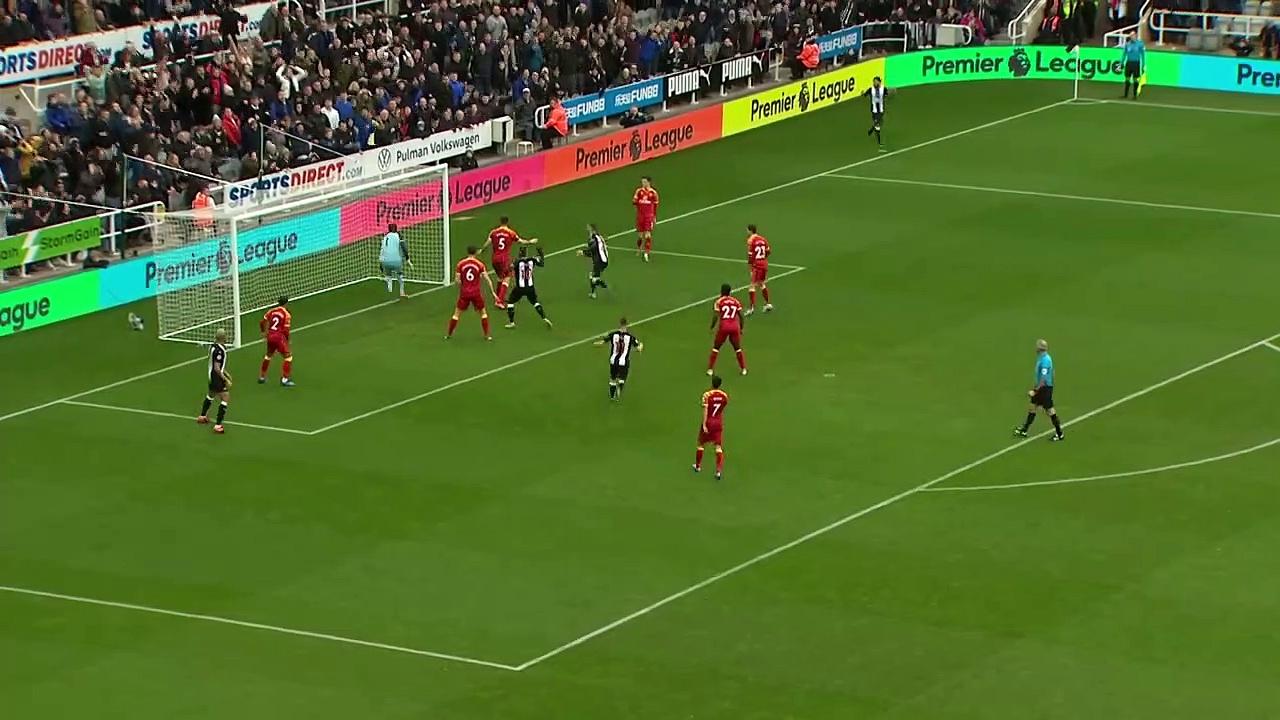 Newcastle - Norwich (0-0) - Maç Özeti - Premier League 2019/20