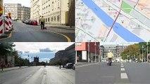 Il fait croire à Google Maps que la rue est bondée avec plusieurs téléphones portables