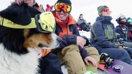Shredding in the Swiss Alps | Freeride World Qualifier | ENGADINSNOW 2020