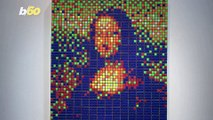 This Is Your Chance to Buy the Mona Lisa... in Rubik's Cube Form