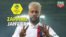 Zapping Ligue 1 Conforama - Janvier (saison 2019/2020)